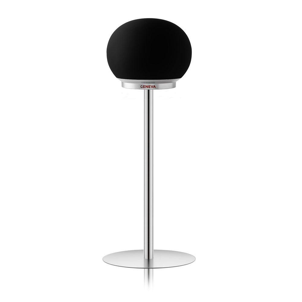 geneva aerosph re pied s pied support enceinte geneva sur. Black Bedroom Furniture Sets. Home Design Ideas