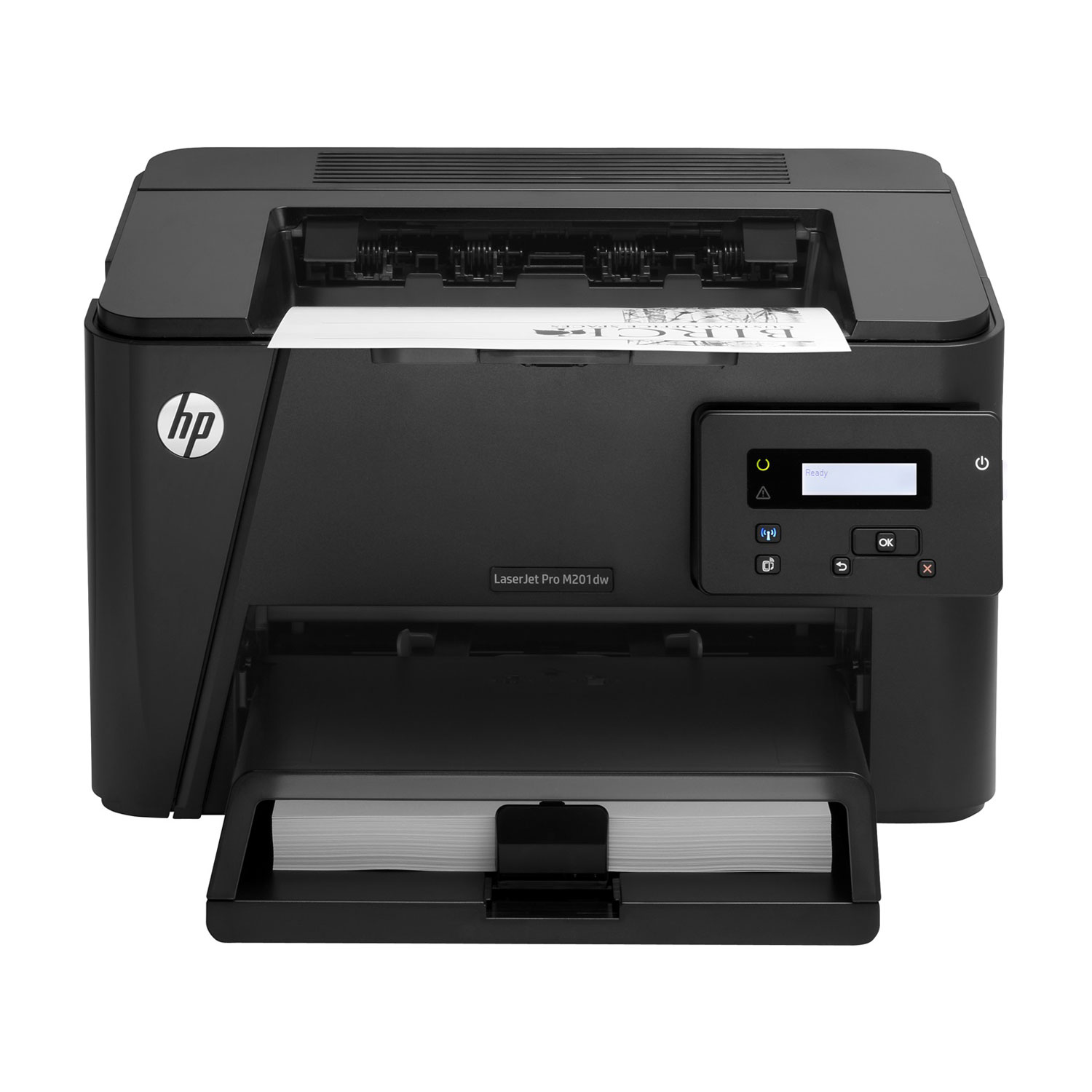 hp laserjet pro 200 m201dw cf456a imprimante laser hp. Black Bedroom Furniture Sets. Home Design Ideas