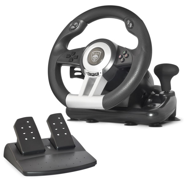 spirit of gamer race wheel pro volant pc spirit of gamer. Black Bedroom Furniture Sets. Home Design Ideas