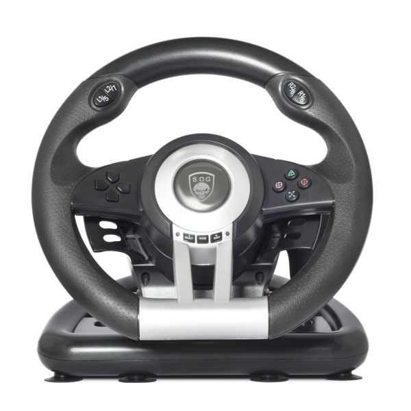 spirit of gamer race wheel pro volant pc spirit of gamer sur. Black Bedroom Furniture Sets. Home Design Ideas