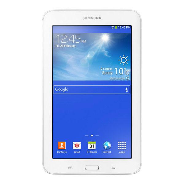 Samsung galaxy tab 3 lite 7 sm t113 8 go blanc tablette tactile samsung sur - Samsung galaxy tab 3 7 8go lite blanc ...