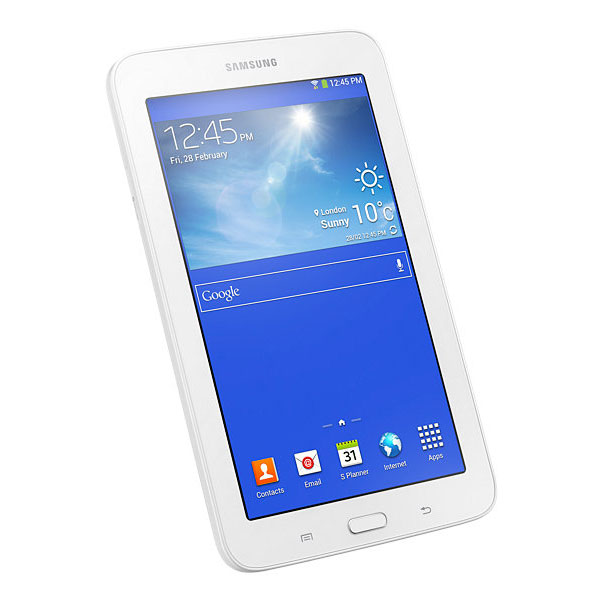 samsung galaxy tab 3 lite 7 sm t113 8 go blanc tablette tactile samsung sur. Black Bedroom Furniture Sets. Home Design Ideas