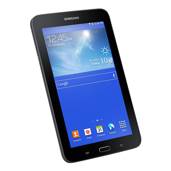 samsung galaxy tab 3 lite 7 sm t113 8 go noir tablette tactile samsung sur. Black Bedroom Furniture Sets. Home Design Ideas