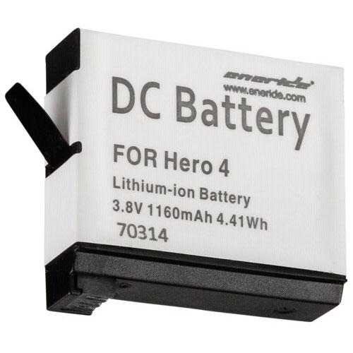 Batterie caméscope Eneride Batterie compatible GoPro AHDBT-401 Batterie compatible GoPro AHDBT-401 (pour GoPro Hero 4)