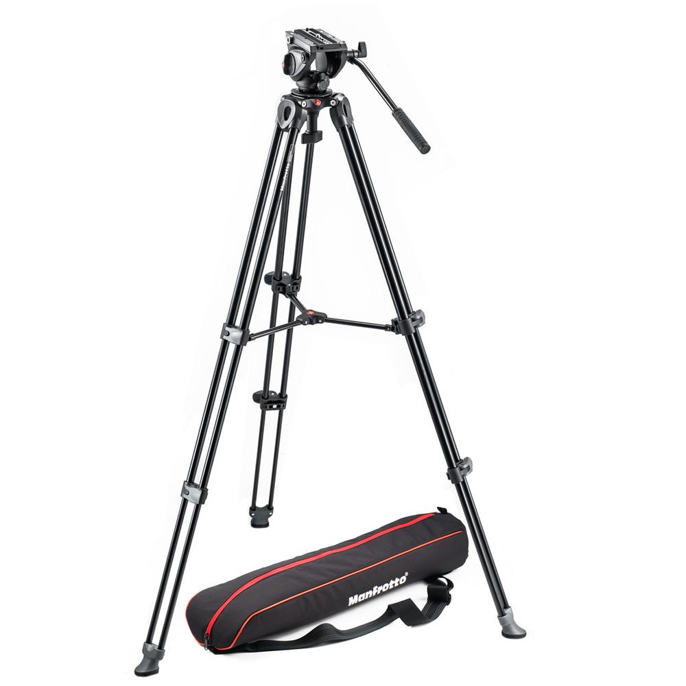 Trépied appareil photo Manfrotto MVK500AM Kit 500, trepied double branche MVT500AM + sac
