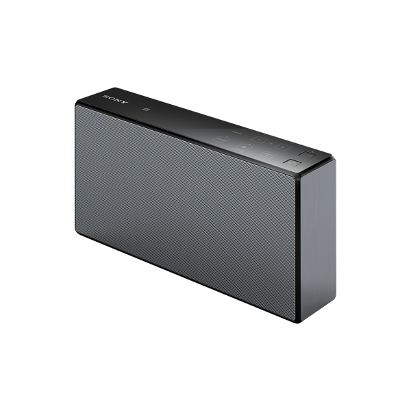 sony srs x55 noir dock enceinte bluetooth sony sur. Black Bedroom Furniture Sets. Home Design Ideas