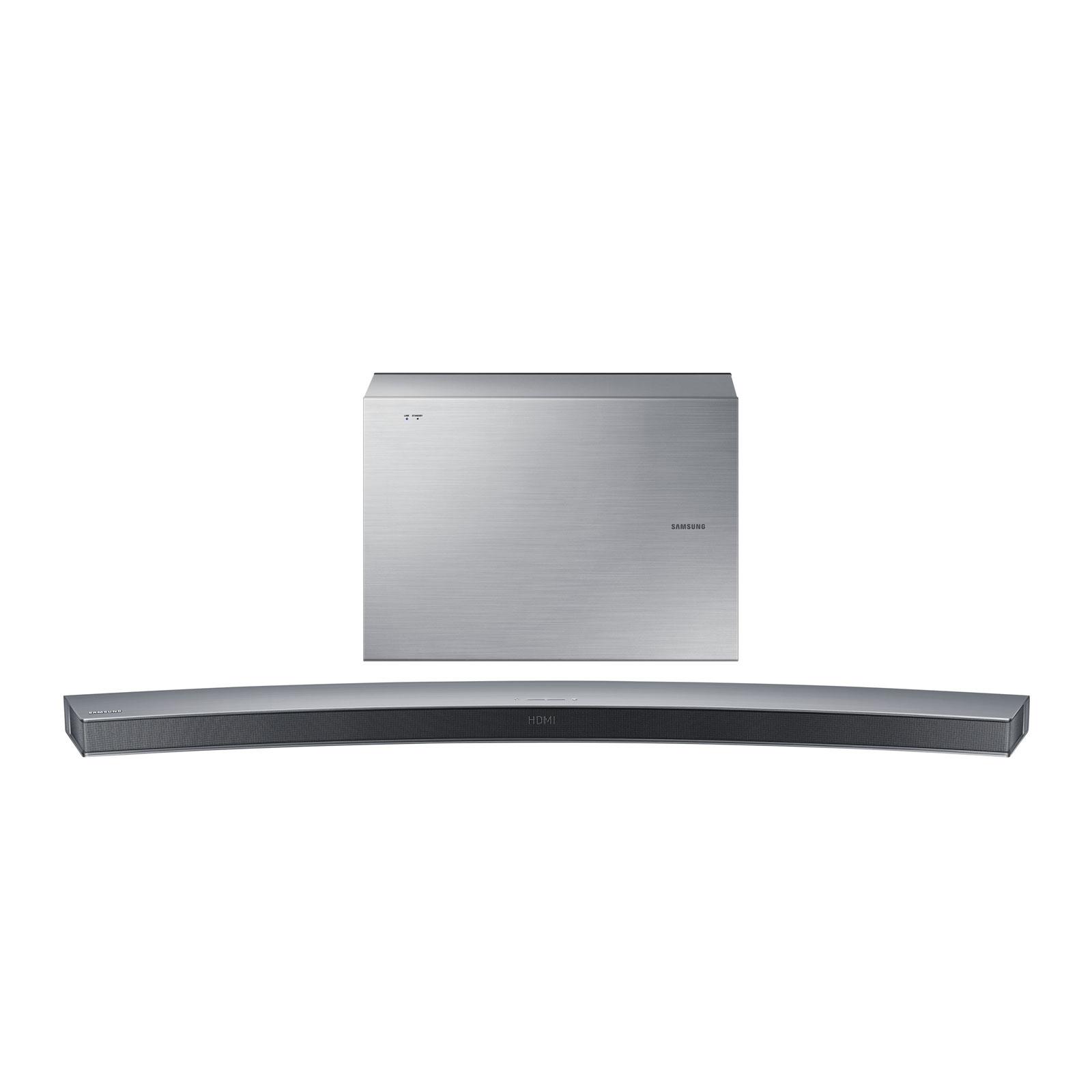 Barre de son Samsung HW-J6001R Barre de son incurvée 6.1 avec caisson de basses sans fil