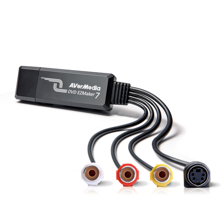 AVerMedia EZMaker USB SDK (C039P) - Carte d'acquisition ...