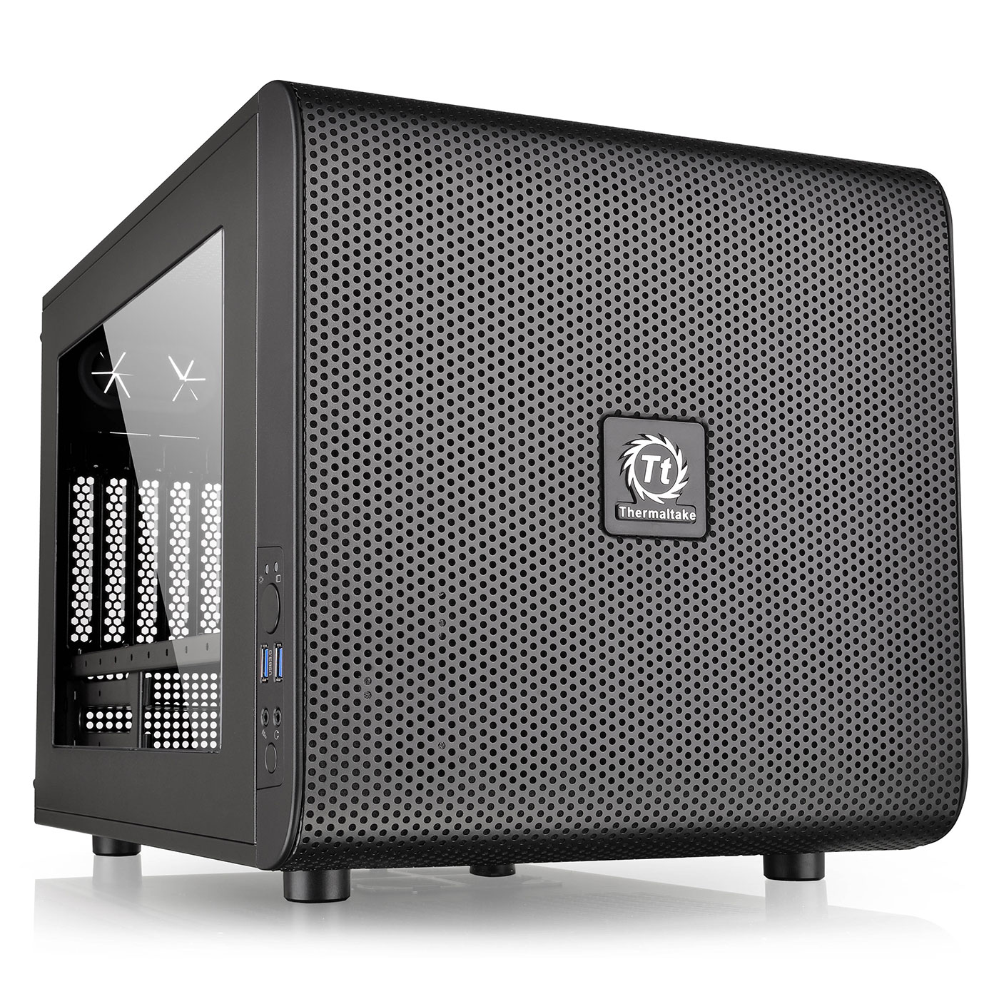 Boîtier PC Thermaltake Core V21 Boîtier Mini Tour