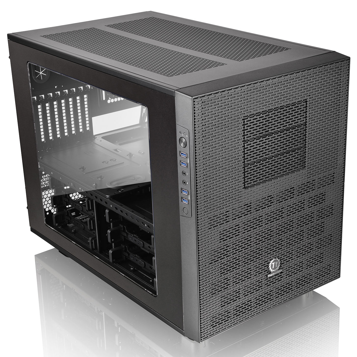 thermaltake core x9 bo tier pc thermaltake sur. Black Bedroom Furniture Sets. Home Design Ideas