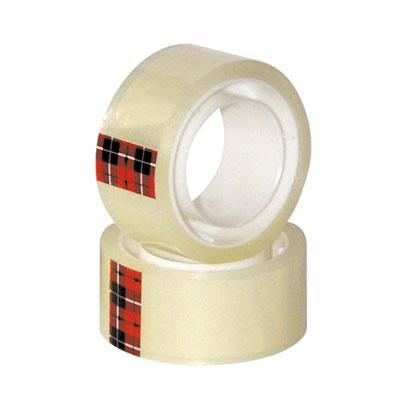 Scotch Tape 550 19 Mm X 66 M Transparent Ruban Adh 233 Sif