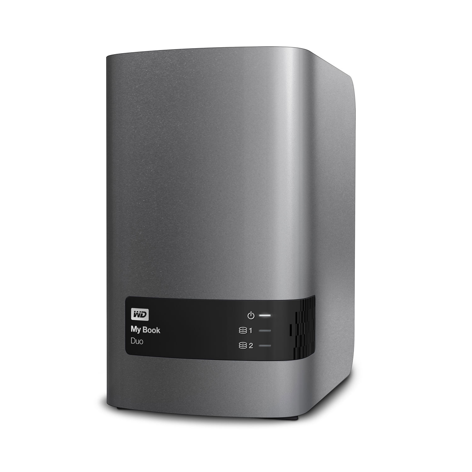 wd my book duo 8 to disque dur externe western digital sur. Black Bedroom Furniture Sets. Home Design Ideas