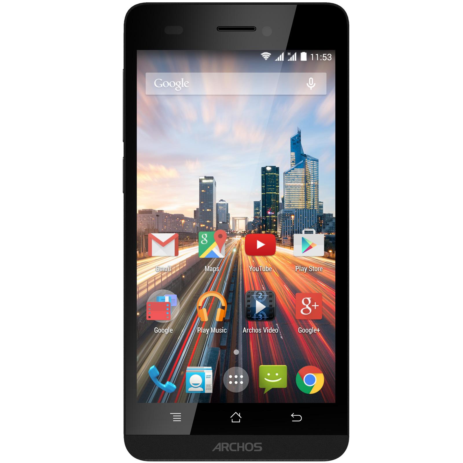 Archos 45b Helium Noir - Mobile & smartphone Archos sur ...