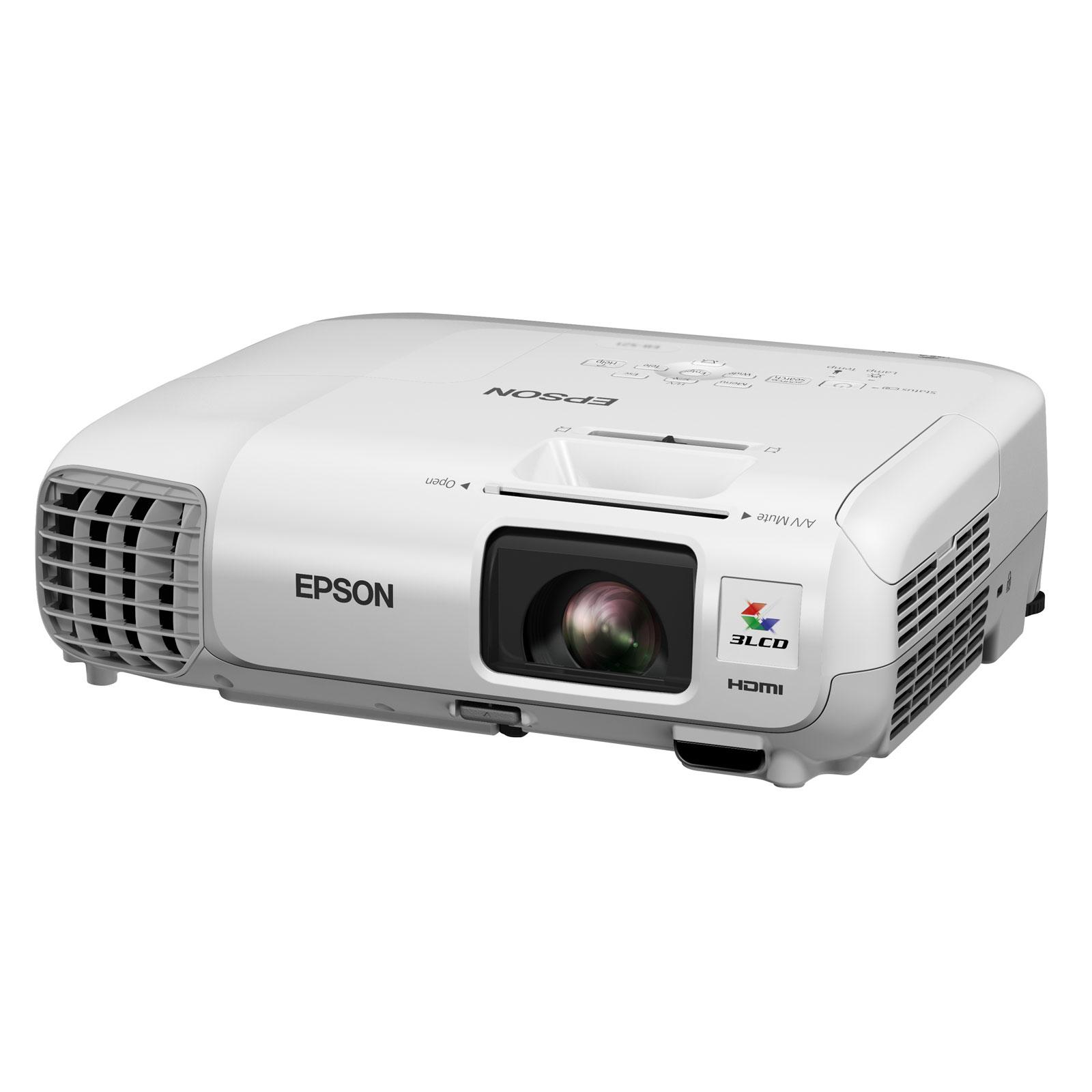 Epson eb s27 vid oprojecteur epson sur - Support plafond videoprojecteur epson ...