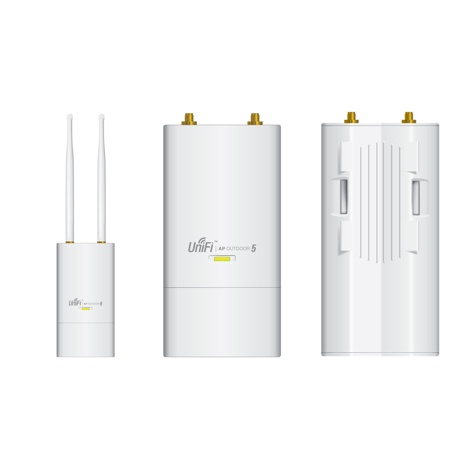 Ubiquiti unifi uap outdoor5 point d 39 acc s wifi ubiquiti for Point d acces wifi exterieur