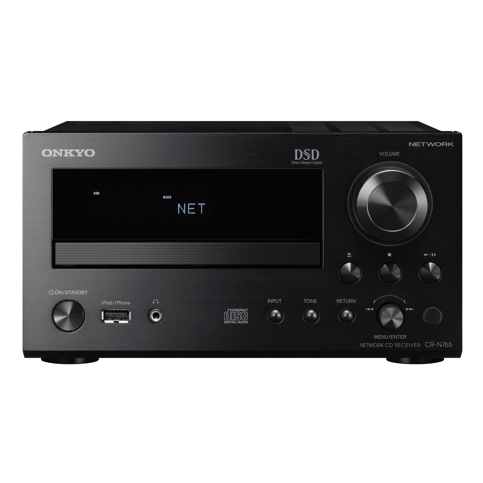 onkyo cr n765 noir amplificateur hifi onkyo sur. Black Bedroom Furniture Sets. Home Design Ideas