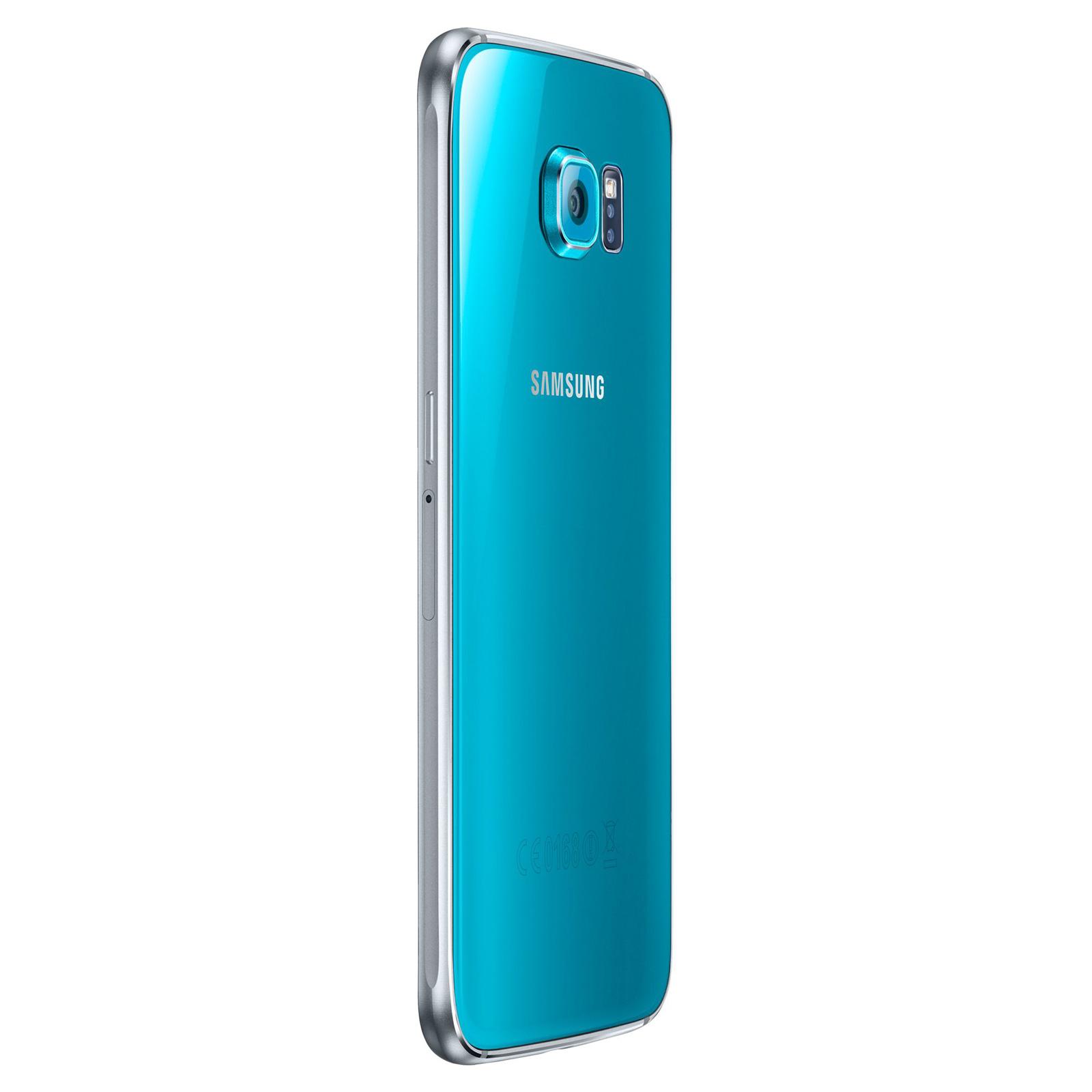 samsung galaxy s6 sm g920f bleu 32 go mobile smartphone samsung sur. Black Bedroom Furniture Sets. Home Design Ideas
