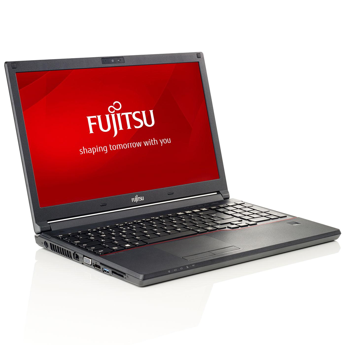 fujitsu lifebook e554 vfy e5540m33a1fr pc portable. Black Bedroom Furniture Sets. Home Design Ideas