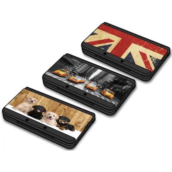 Subsonic new york city custom case accessoires ds et 3ds for Coque 3ds xl pokemon