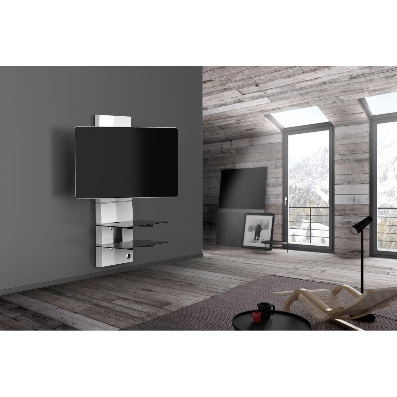 Meuble Tv Avec Support Mural # Meuble Tv Bras Articule