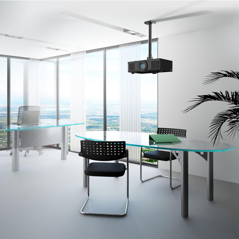 meliconi 400 ce support plafond tv meliconi sur. Black Bedroom Furniture Sets. Home Design Ideas