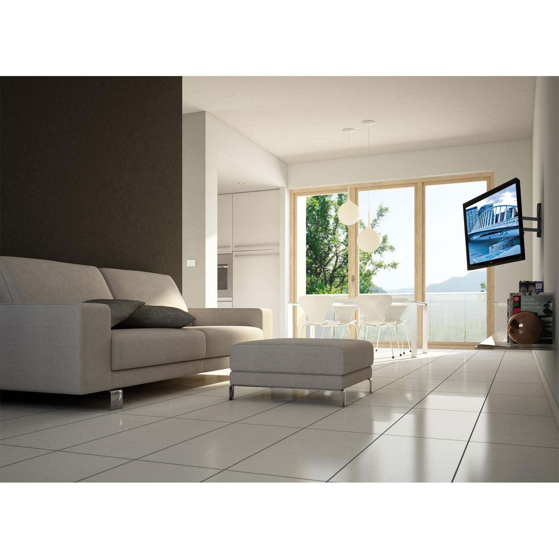 meliconi 200sdr noir support mural tv meliconi sur. Black Bedroom Furniture Sets. Home Design Ideas