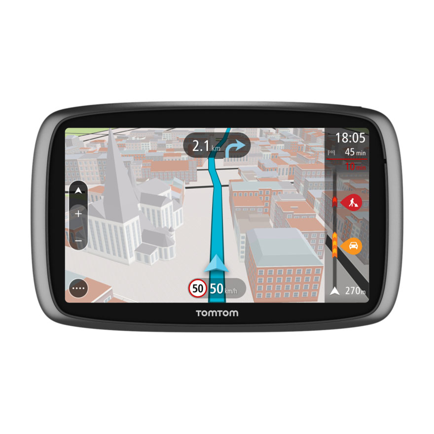 tomtom trucker 6000 gps tomtom sur. Black Bedroom Furniture Sets. Home Design Ideas
