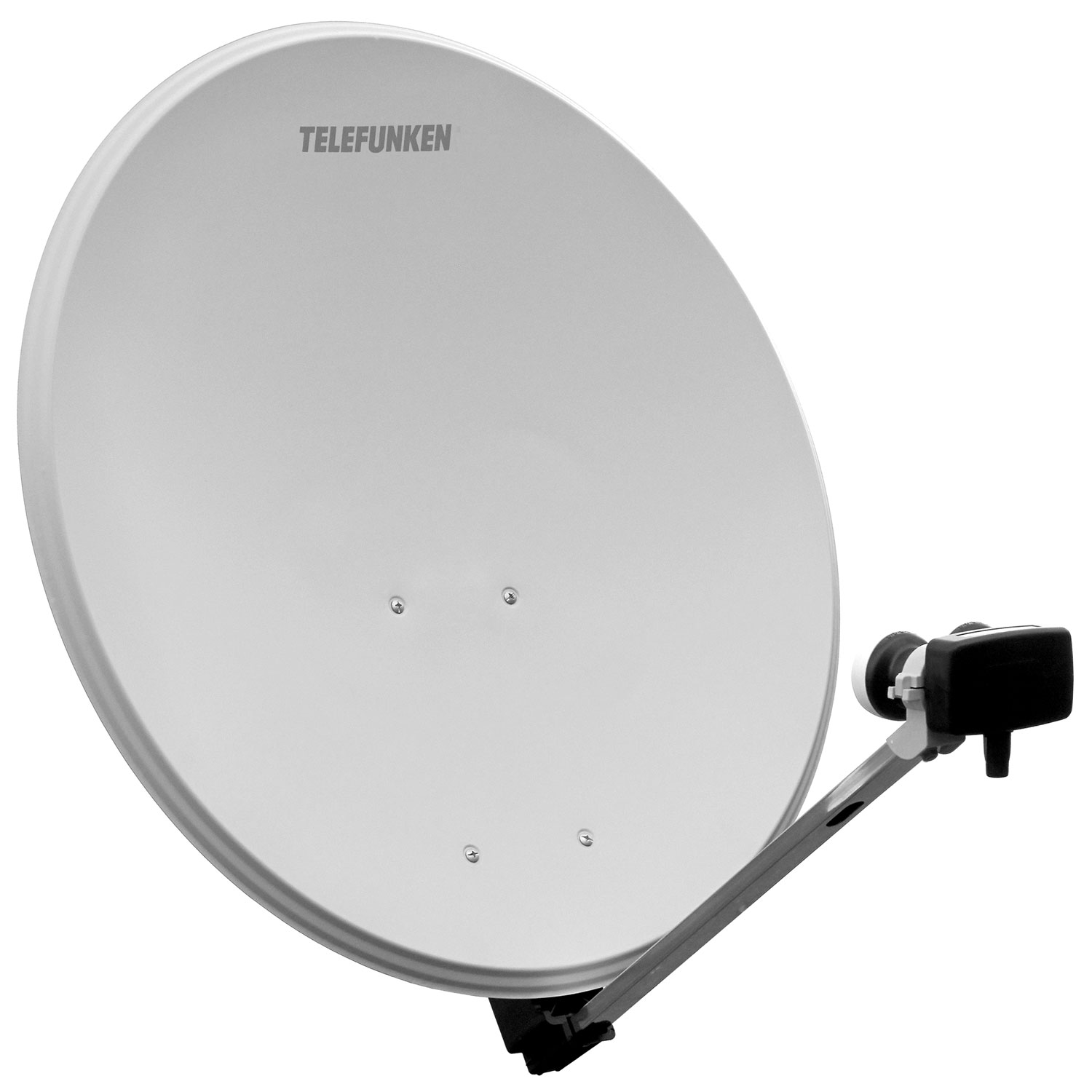 Telefunken pack p3 t sah801tv antenne telefunken sur for Regler son antenne satellite