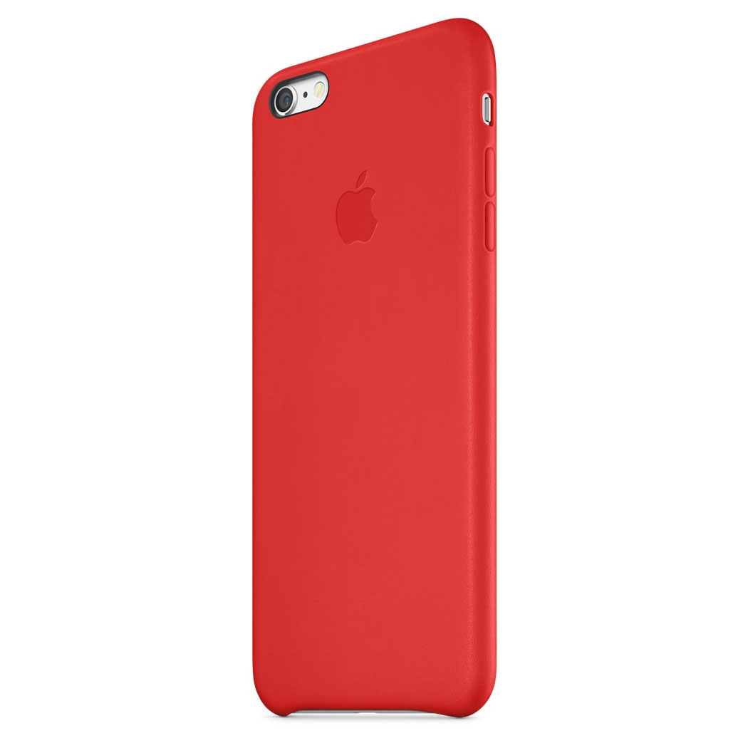 coque rouge iphone 6
