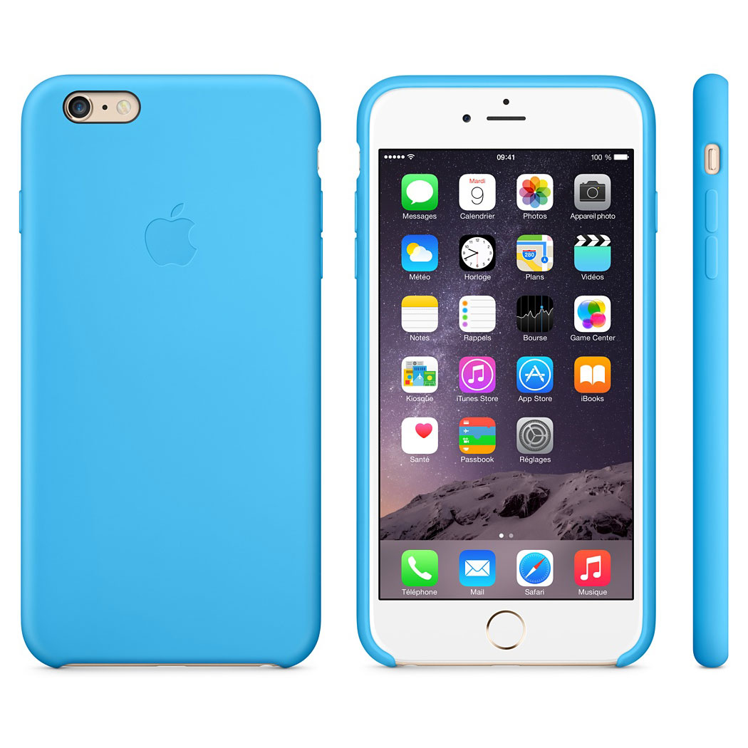 coque en silicone iphone 6 plus