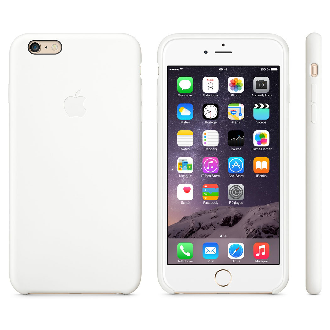 coque iphone 6 plus blanche