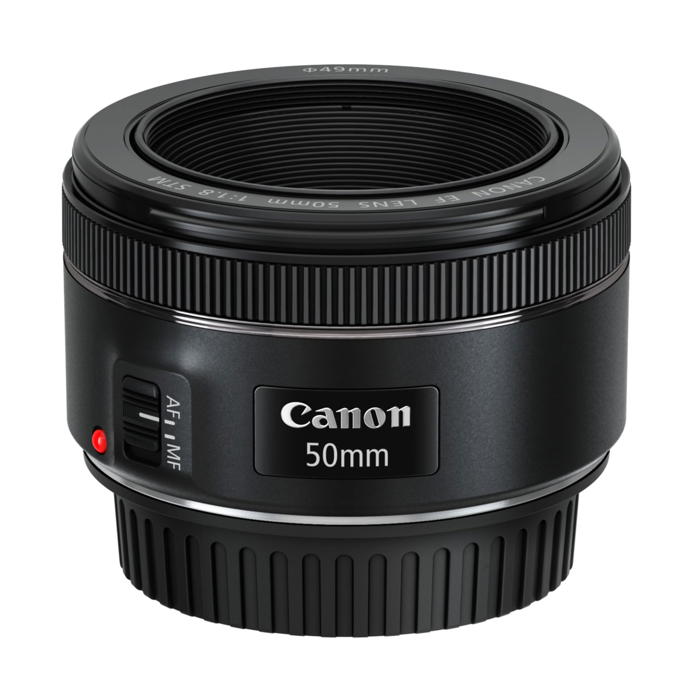 canon ef 50mm f 1 8 stm objectif appareil photo canon. Black Bedroom Furniture Sets. Home Design Ideas
