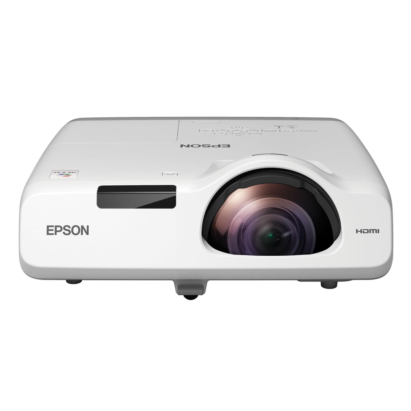 Epson eb 530 vid oprojecteur epson sur - Support plafond videoprojecteur epson ...