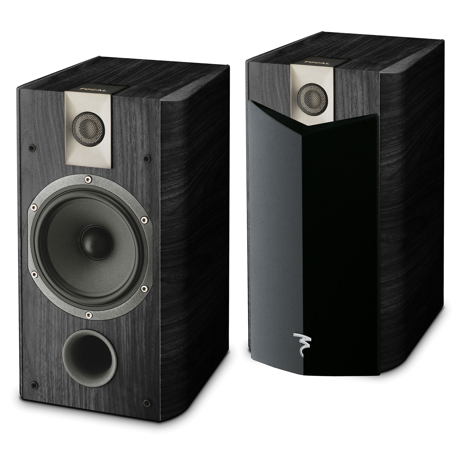 focal chorus 706 v2 black ash enceintes hifi focal sur. Black Bedroom Furniture Sets. Home Design Ideas