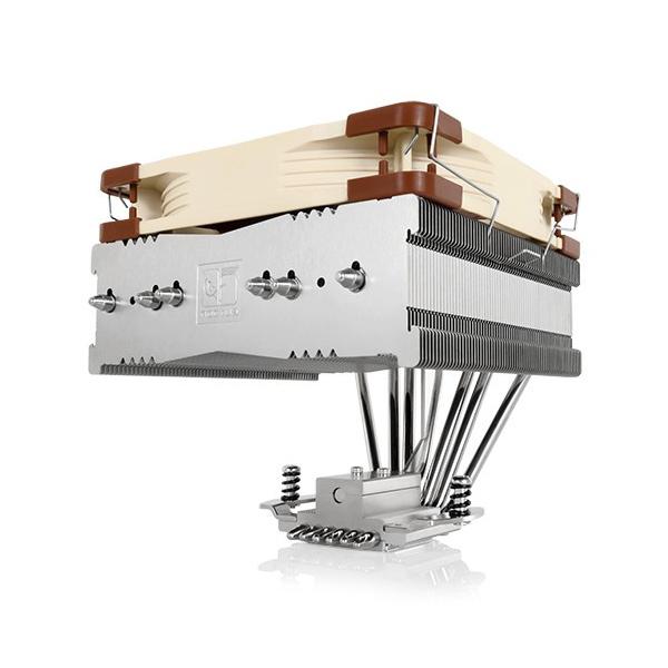 Ventilateur processeur Noctua NH-C14S Ventilateur de processeur (pour sockets 1150/1151/1155/1156/2011/2011-3/2066/AM2/AM2+/AM3/AM3 /FM1/FM2)
