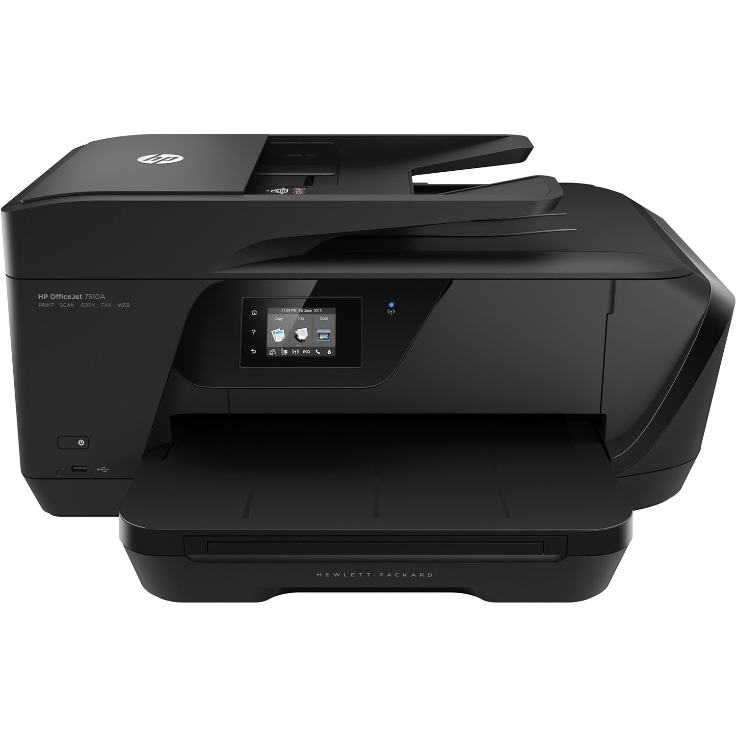 hp officejet 7510 imprimante multifonction hp sur. Black Bedroom Furniture Sets. Home Design Ideas