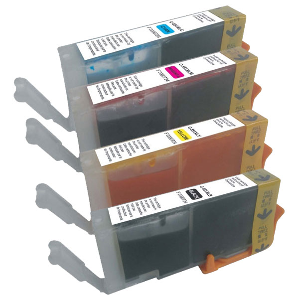 multipack cartouches compatibles canon cli 551 xl cyan. Black Bedroom Furniture Sets. Home Design Ideas
