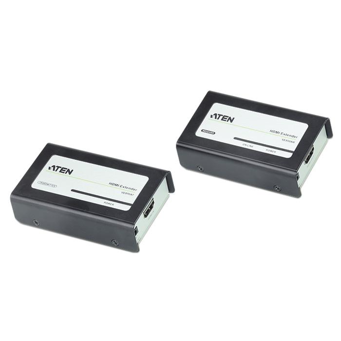 HDMI Aten VE800A Extendeur audio-vidéo HDMI par câble de catégorie 5e + DDC (60m)