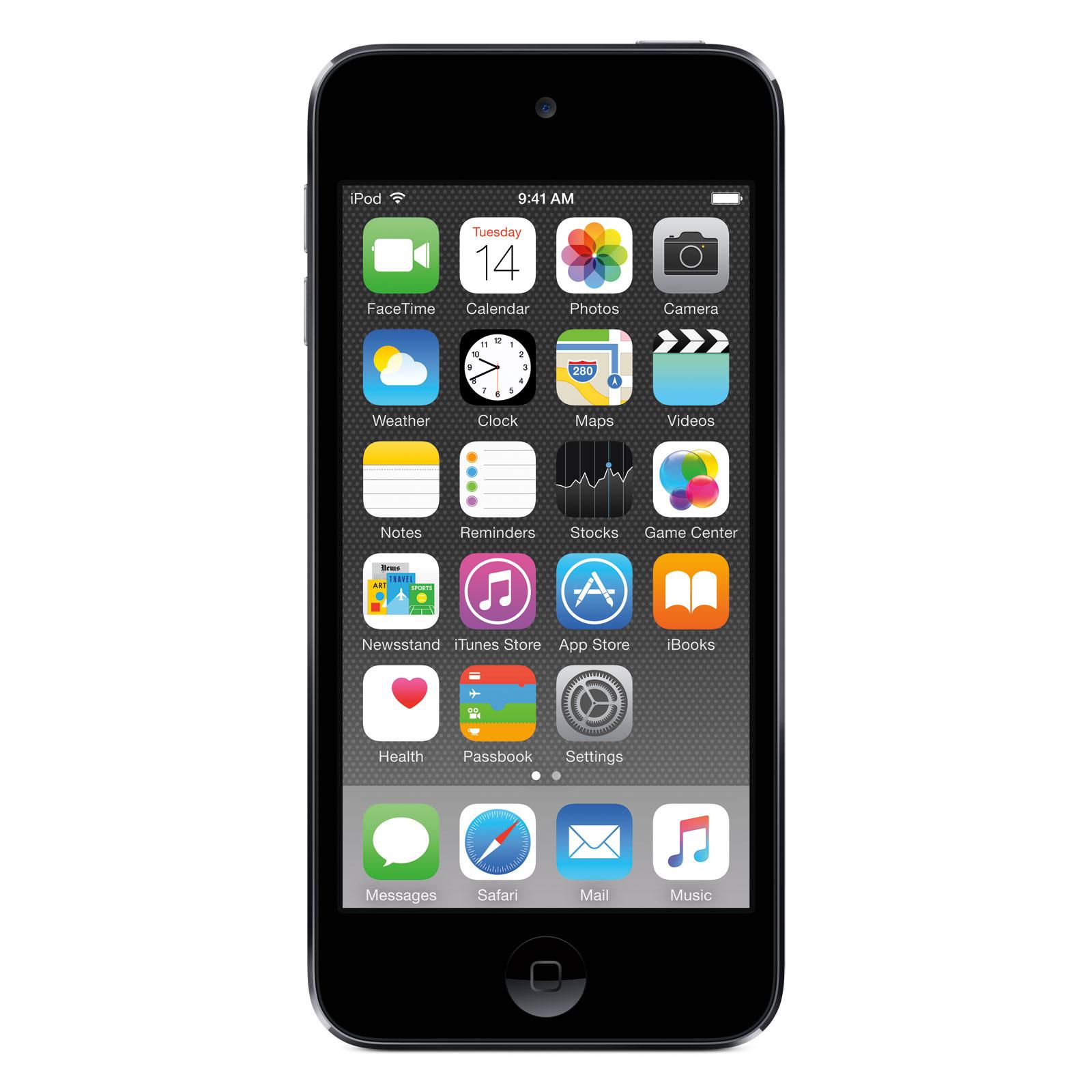 apple ipod touch 32 go gris sid ral 2015 lecteur mp3 ipod apple sur. Black Bedroom Furniture Sets. Home Design Ideas