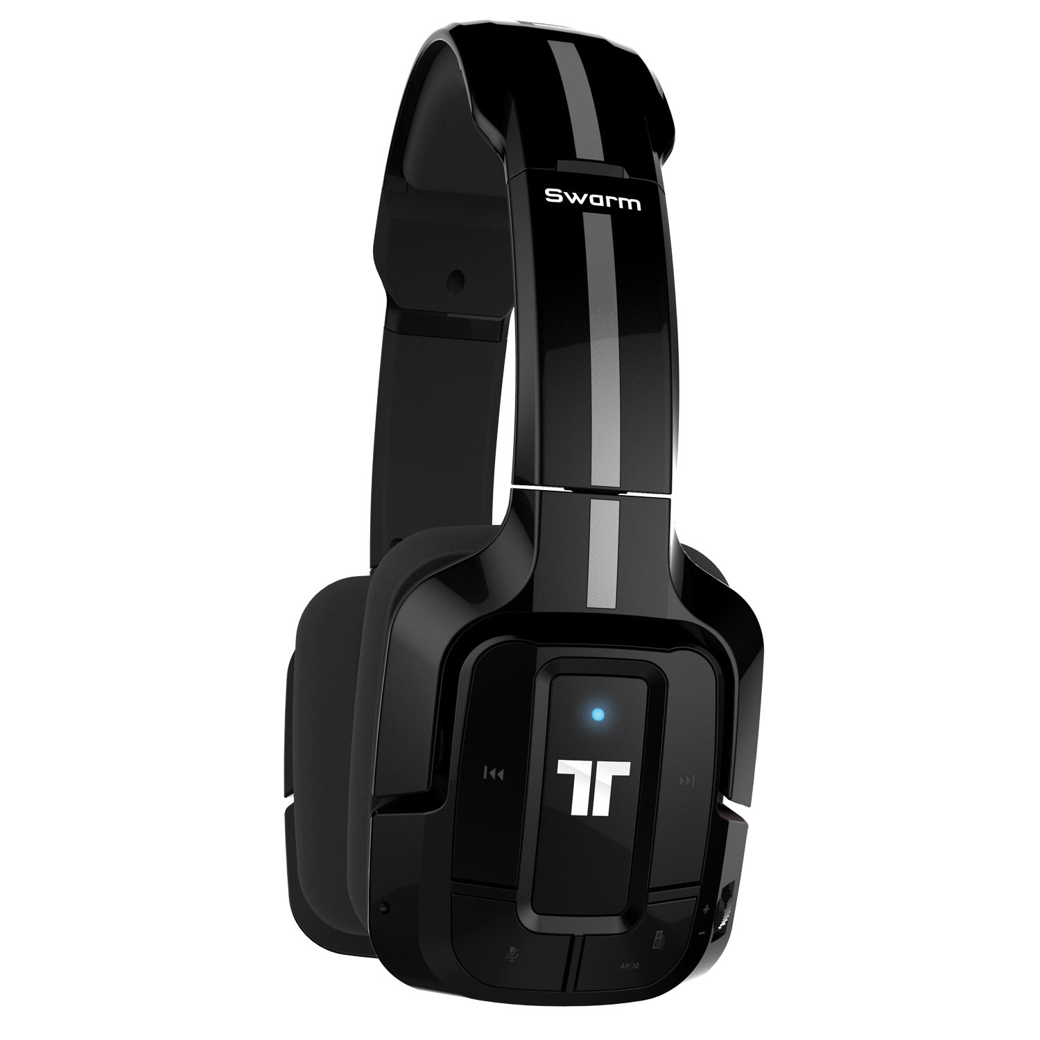 tritton swarm noir micro casque tritton sur. Black Bedroom Furniture Sets. Home Design Ideas