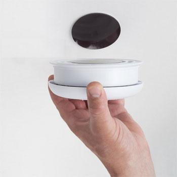 aimants pour d tecteur de fum e d tecteurs et capteurs. Black Bedroom Furniture Sets. Home Design Ideas