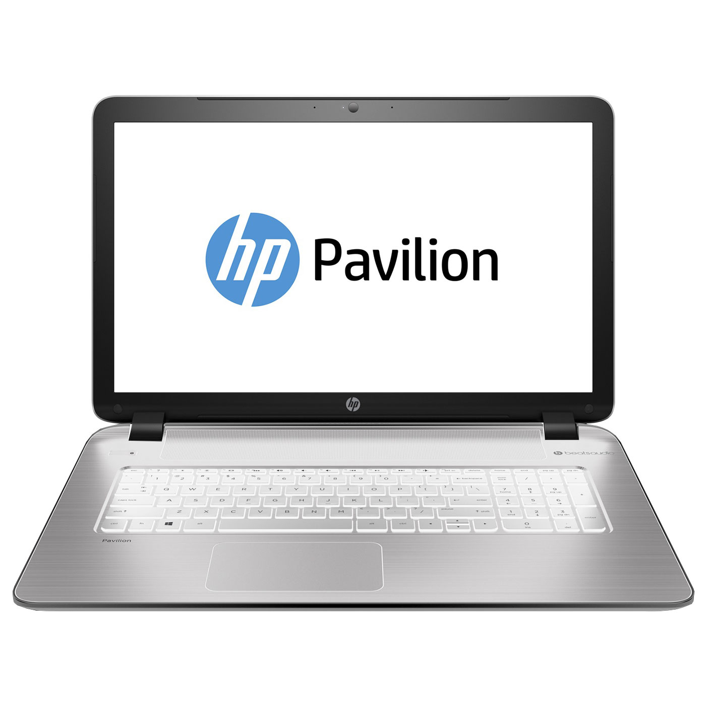 hp pavilion 17 f237nf blanc pc portable hp sur. Black Bedroom Furniture Sets. Home Design Ideas