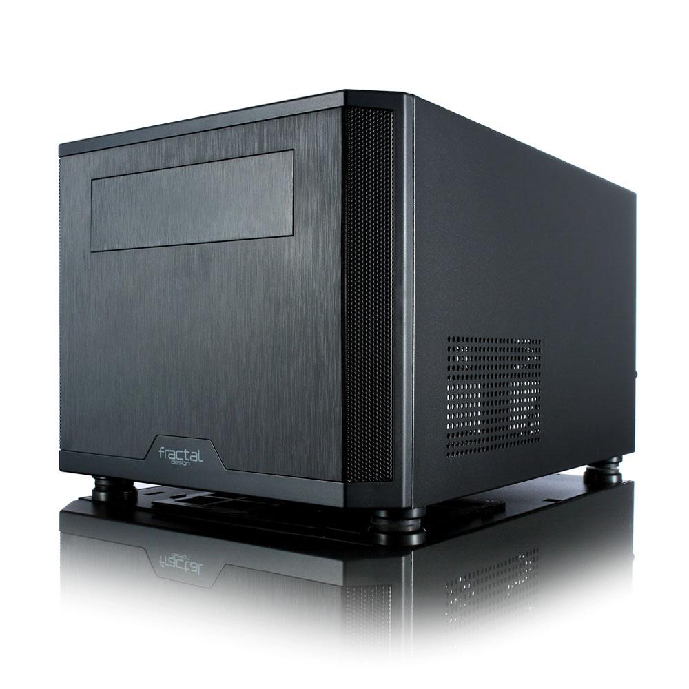 Boîtier PC Fractal Design Core 500 Boîtier Mini Tour Noir