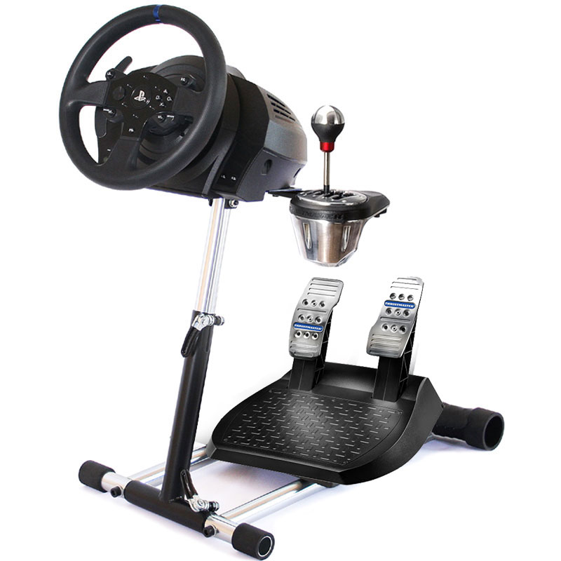 thrustmaster t300 rs th8 wheel stand pro volant pc thrustmaster sur. Black Bedroom Furniture Sets. Home Design Ideas