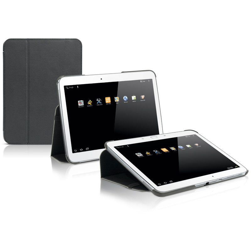 mobilis case c2 galaxy tab 4 10 1 etui tablette mobilis sur. Black Bedroom Furniture Sets. Home Design Ideas
