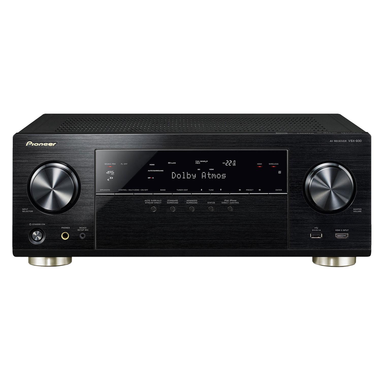 Pioneer vsx 930 noir jamo s 426 hcs 3 black ensemble for Yamaha ns p20 vs ns p40