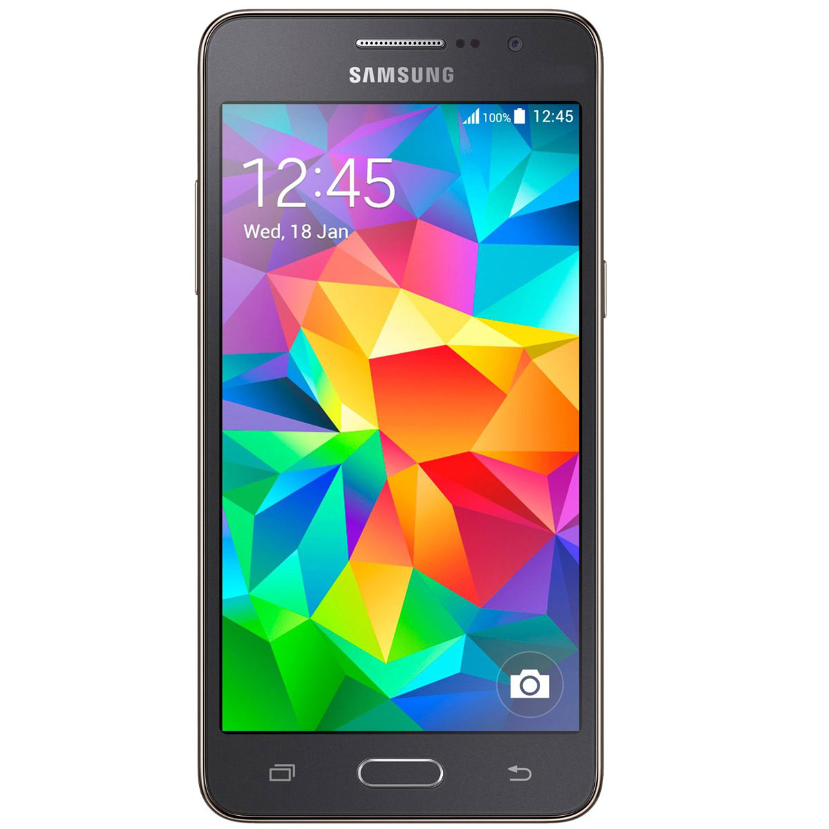 Samsung galaxy grand prime sm g530 gris mobile for Samsung photo ecran