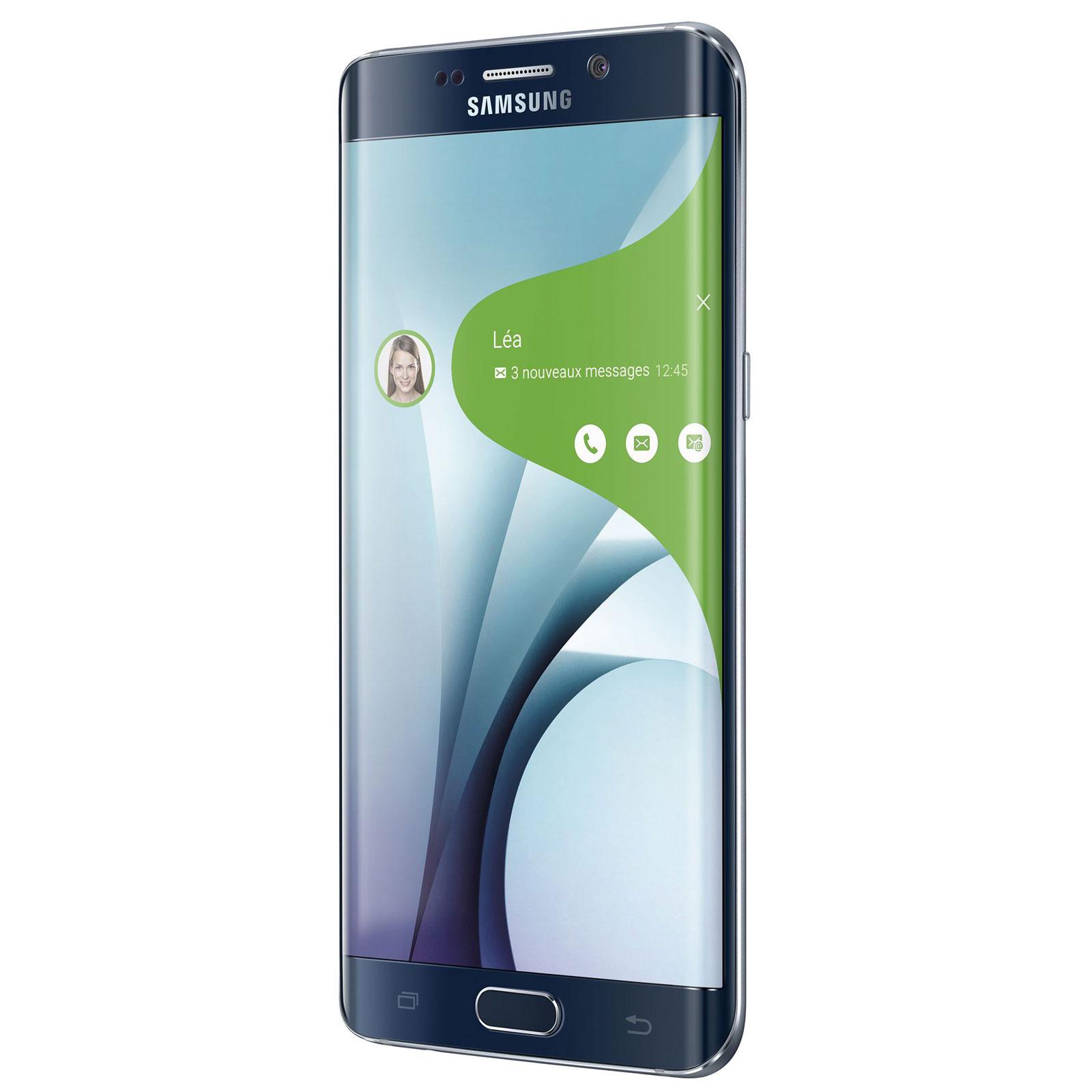 samsung galaxy s6 edge sm g928f noir 32 go mobile smartphone samsung sur. Black Bedroom Furniture Sets. Home Design Ideas