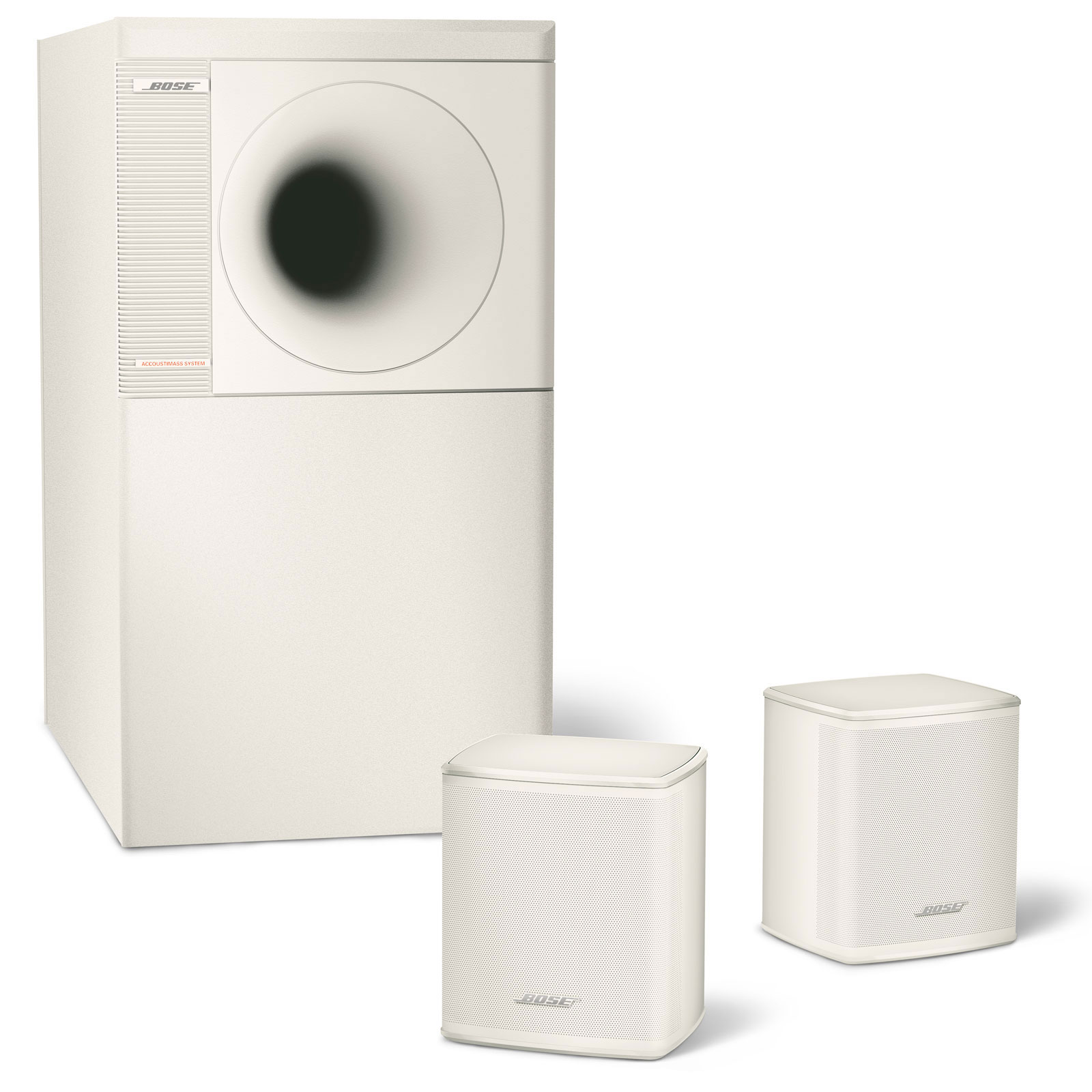 denon ceol n9 blanc bose acoustimass 3 series v blanc. Black Bedroom Furniture Sets. Home Design Ideas