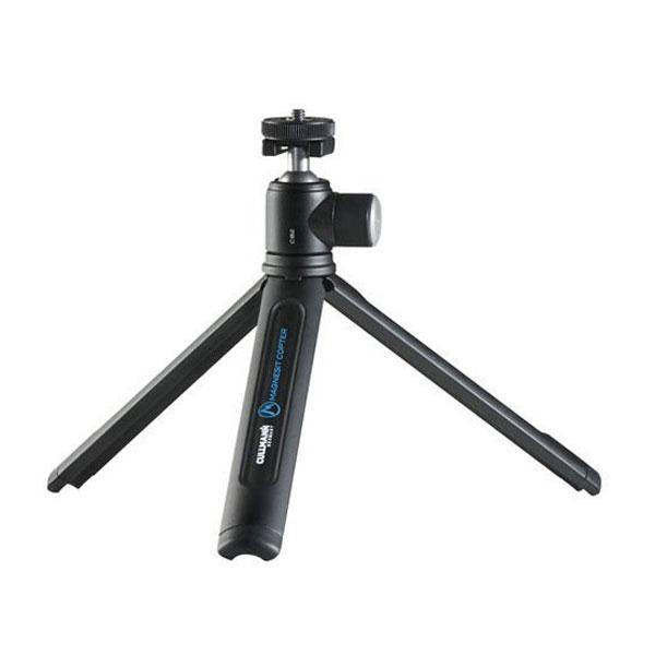 Trépied appareil photo CULLMANN Magnesit Copter + rotule Mini trépied aluminium photo / vidéo